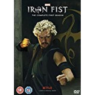 Marvel's Iron Fist Season 1 [DVD] [2018]